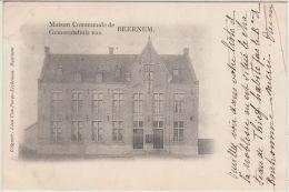 23595g GEMEENTEHUIS - MAISON COMMUNALE - Beernem - 1902
