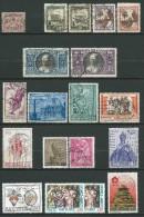 Vatican   - Lot De Timbres - Set Of Stamps - N° 54 Et 56 - Voir/see Scan - - Vatican
