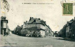 76 ENVERMEU ++ Rues De Douvrend Et Saint-Ouen ++ - Envermeu