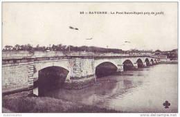 BAYONNE - 64 - Le Pont Saint Esprit Pris De Profil - Bayonne
