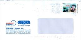 Spanien Valencia MWST 2012 Correos Mi. 4670 Handy Osborn International Bürsten Werkzeuge - Poststempel - Freistempel