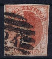 Belgium: 1861  OBP Nr 12 A Used / Obl