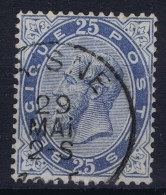 Belgium:   OBP Nr 40 Used Obl - 1883 Léopold II