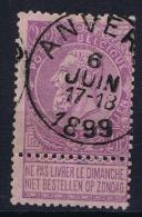 Belgium:   OBP Nr 66 Used Obl