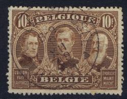 Belgium:   OBP Nr 149  MH/*   1915