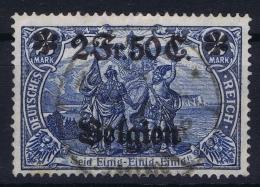 Belgium:  OBP Nr 9 Occupation Belgium 1914 - Guerra '14-'18
