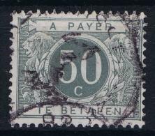Belgium:  OBP Nr 16 Used Obl