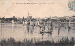 ¤¤  -  6  -   BASSE-INDRE   -  Les Régates Sur La Loire    -  ¤¤ - Basse-Indre