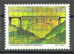 Brazil 1980 ( Engineering Club Centenary ) - MNH (**) - Brazilië