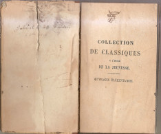 Gabriel De Lautrec-ecrivain Né à Beziers- 3 Dedicaces Sur Livre Traité De L'elegance De La Versification Latine-1880 - Autographs