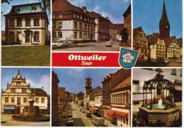 Allemagne - Ottweiler Saar - Kreis Neunkirchen