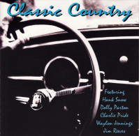 CD - CLASSIC COUNTRY - Country Et Folk