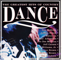 CD - COUNTRY - The Createst Hits Of Country - Dance - Country Et Folk