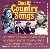 CD - COUNTRY - Best Of - Country Songs - Country & Folk