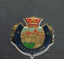 France Carcassonne - Villes