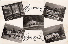 8061- BORSEC- SPA TOWN, HOTELS, MINERAL WATER SPRING, TOWN HALL, BATHS - Roumanie