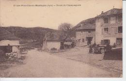 LES PLANCHES EN MONTAGNE - Route De Champagnole - Autres Communes
