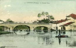 CIVRAY Vienne - Le Grand Pont - Civray