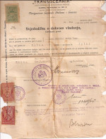 15 HISTORICAL PERSONAL DOCUMENTS LUKA BONACIC DORIC TOME CROACIA 1904/1949 ORIGINAL 100% RARISSIME VOIR PHOTOS! GECKO