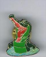 Crocodile Tic Et Toc /Peter Pan - Disney