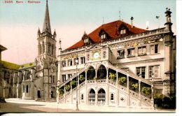 N°41399 -cpa Bern -Rathaus- - BE Berne
