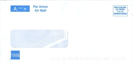 USA Fort Lauderdale Ganzsachenumschlag Paid Luftpost Flugzeug American Express - 2011-...
