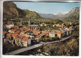 TARASCON SUR ARIEGE 09 - Le Vicdessos Et Faubourg Ste Quitterie- CPSM CPM GF - Ariège - Autres Communes