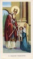 Santino  SAN BIAGIO VESCOVO - PERFETTO H26 - Religione & Esoterismo