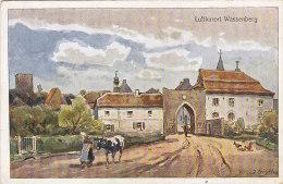 Allemagne -  Heinsberg - Luftkurort Wassenberg - Illustration Grothe - Heinsberg