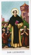 Santino SAN LEONARDO - PERFETTO H26 - Religione & Esoterismo