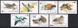K690 FAUNA VOGELS BIRDS OISEAUX VÖGEL AVES EEND DUCK ENTE YEMEN REPUBLIC 1990 PF/MNH - Non Classés