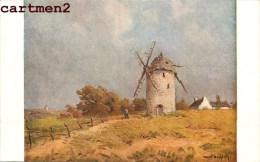 MOULIN A VENT EN ANJOU MILL MOLEN D. DUCHEMIN - Landbouw