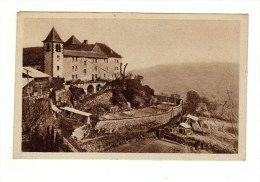 CPA Mur De Barrez, Monastere - Other Municipalities