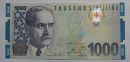 Austria 1997 1000 Schilling UNC - Autriche