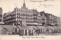 HEIST GRAND HOTEL DU PHARE - Heist