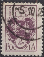 Lithuania 1920, Republic of Central Lithuania (Litwa srodkowa) used