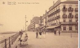 HEIST GRAND HOTEL DE BRUGES ET DES FLANDRES - Heist