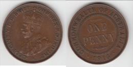 **** AUSTRALIE - AUSTRALIA - 1 PENNY 1916 - ONE PENNY 1916 GEORGE V **** EN ACHAT IMMEDIAT !!! - Moneda Pre-decimale (1910-1965)