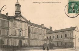 CPA - 18 - BOURGES - Petit Séminaire St Célestin - BERRY CHER - Bourges