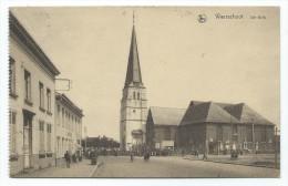 Carte Postale - WAARSCHOOT - WAERSCHOOT - De Kerk  - CPA  // - Waarschoot