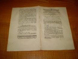 Napoléon; Grande Armée : 1 Er , 2 ème & 3 ème Bulletin De L´Armée D´Allemagne :Ratisbonne,Landsut,Donawerth - Documenti Storici