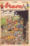BRAVO 9e Année (1949) N° 27 - Magazines Et Périodiques