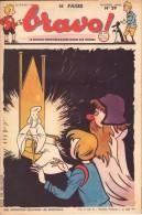 BRAVO 9e Année (1949) N° 29 - Magazines Et Périodiques