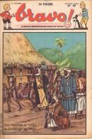 BRAVO 9e Année (1949) N° 47 - Magazines Et Périodiques