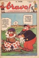 BRAVO 9e Année (1949) N° 49 - Magazines Et Périodiques