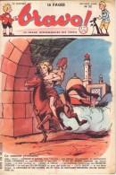 BRAVO 9e Année (1949) N° 52 - Magazines Et Périodiques