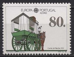 Portugal - Azoren 390 A Postfrisch Europa: Transport- Und Kommunikationsmittel - Azores
