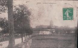 ETON La Route De Baroncourt (1912) - Autres Communes