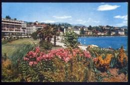 Lugano - Paradiso  - Il Lungomare - 1147 - Formato Piccolo Viaggiata - TI Ticino