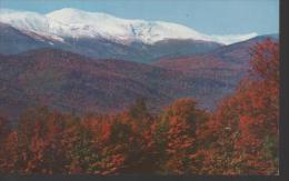 MT WASHINGTON IN NEW HAMPSHIRE Highest Peak In The Presidential Range Of The White Mountains .... - White Mountains